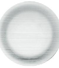 Prato Duralex Diamante Sobremesa 19cm - 24 unidades