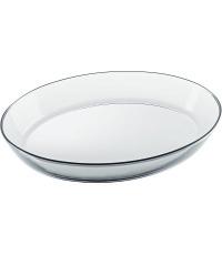 Assadeira Marinex Oval Individual   1,60l